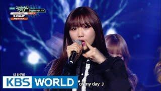 Lovelyz - Destiny | 러블리즈 - 나의 지구 [Music Bank K-Chart / 2016.05.20]