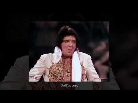 Where No One Stands Alone (Live '77) - Elvis Presley (Sottotitolato)