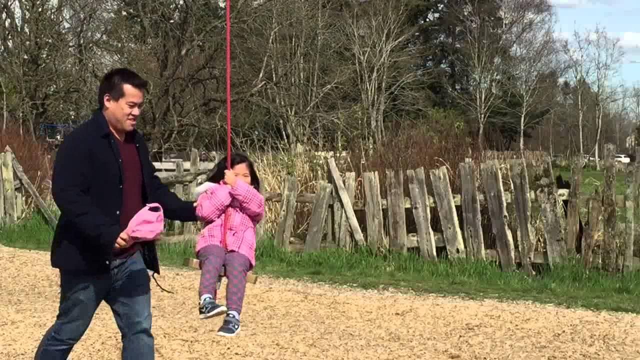 zipline for kids youtube