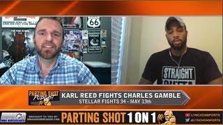LHW prospect Karl Reed talks fight Saturday & training with Stephen Wonderboy Thompson