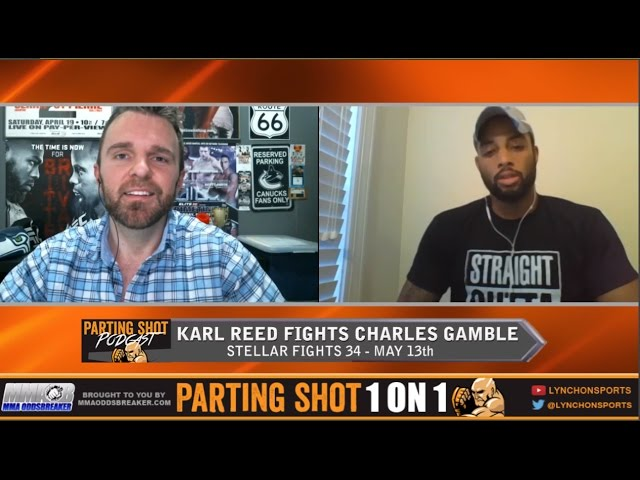 LHW prospect Karl Reed talks fight Saturday & training with Stephen Wonderboy Thompson