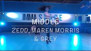Jess Cummings - Middle Zedd, Maren Morris & Grey