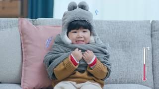 HOLA冬日最暖羊毛被_更捲更保暖!!!