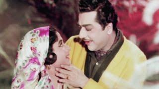 Aise To Na Dekho - Pradeep Kumar, Meena Kumari, Bheegi Raat Song (duet)