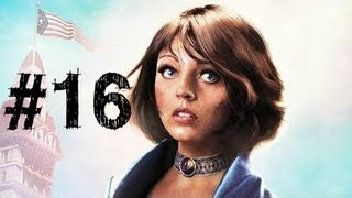 Bioshock Infinite Gameplay Walkthrough Part 16 - Good Time Club - Chapter 16