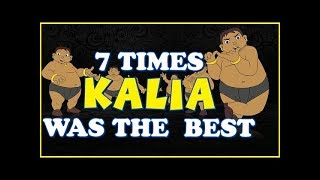 Chhota Bheem - 7 Times KALIA was the Best
