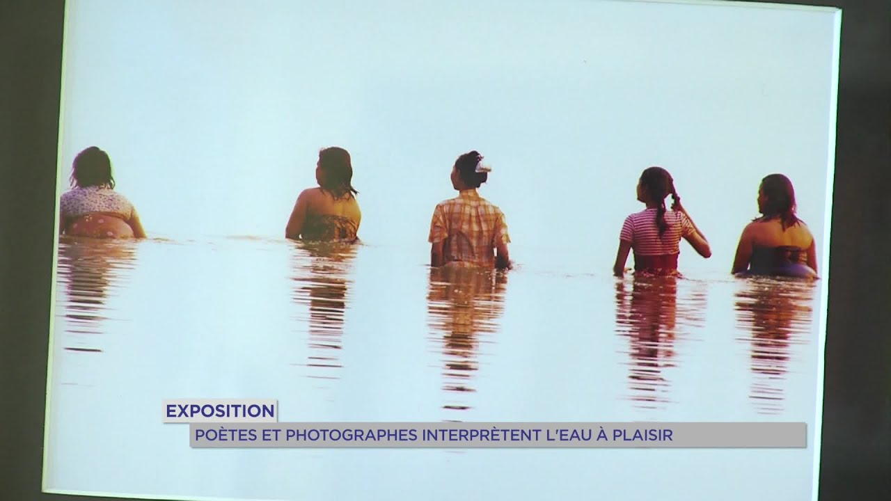 Yvelines | Exposition : Poètes et photographes interprètent l'eau à Plaisir