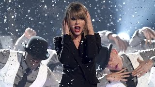 """Lady gaga performance:oscars 2015 watch party ►►http://youtu.be/czzlt9qa2wmfor all your music needs ►► http://bit.ly/clevvermusic taylor swift performs """"blan..."""