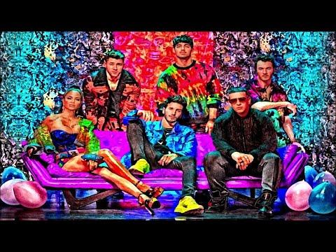 Sebastián Yatra, Daddy Yankee, Natti Natasha - ft Jonas Brothers