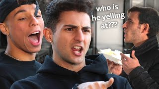 HERE'S WHY WE SHOULD NOT BE ALLOWED TO SERVE FOOD | Work It Out w/ Larray and Twaimz EP 3