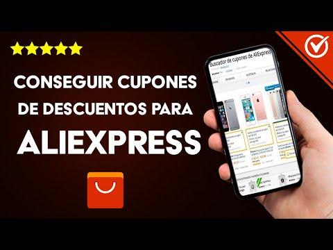 Cómo Conseguir Cupones de Descuentos o Promocionales para AliExpress