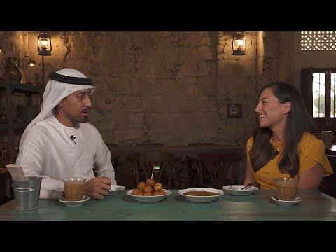 Un sabor típico de la historia de Dubái: comida tradicional emiratí en Al Fanar