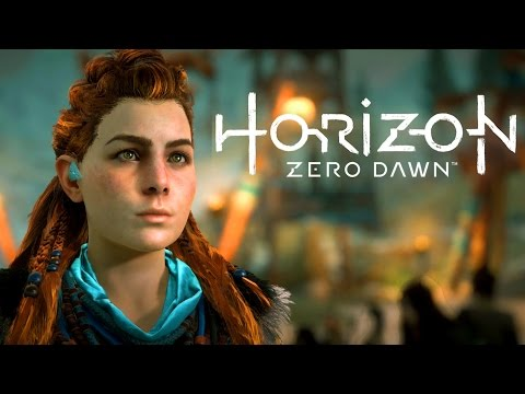 Horizon Zero Dawn - Part 1 - Killing Robot Dinosaurs! - First 2 Hours of Horizon Zero Dawn - PS4