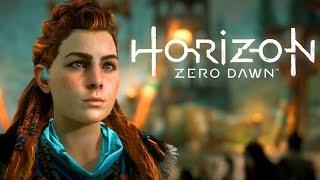 Horizon Zero Dawn - Part 1 - Killing Robot Dinosaurs! - First 2 Hours of Horizon Zero Dawn - PS4
