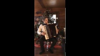 The Merry Christmas Polka by P. Webster / S. Burke arr. Emmanuel Gasser