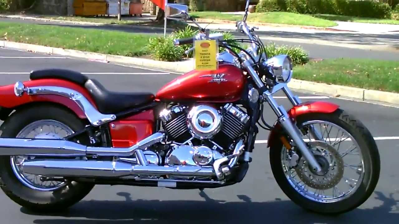 Used Yamaha V Star Motorcycles For Sale