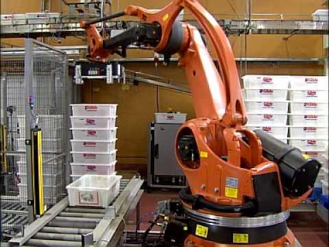 No Midsummer Daydreaming For The Robot Kuka Robot Kr 180