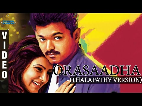 7UP Madras Gig-Orasaadha(Thalapathy...