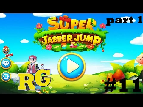Super Jabber Jump - Gameplay Level 11 - Playthrough and Walkthrough