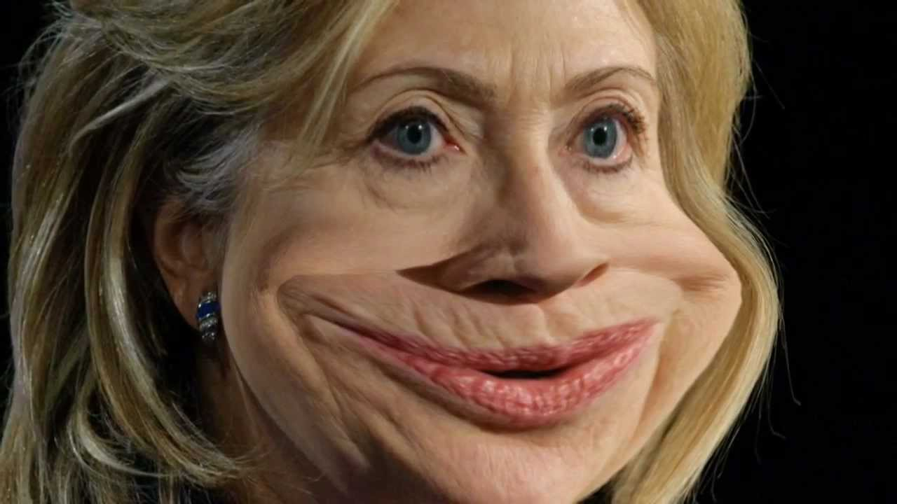 Funny Faces: Funny Faces (Hillary Clinton)