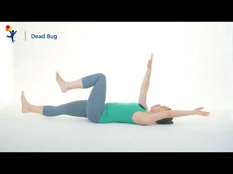 Core Exercise: Dead Bug