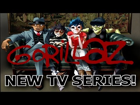 NEW GORILLAZ TV SERIES?!