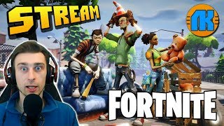 ШПИЛИМ в Fortnite !!! STREAM !!! ФОРТНАЙТ !!!