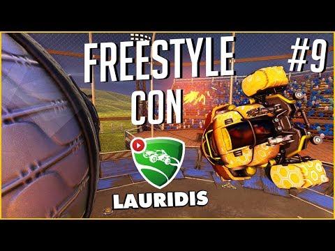 FREESTYLE CON LA PROTEUS...quasi - Rocket League FUNNY MOMENTS ITA [#9] thumbnail