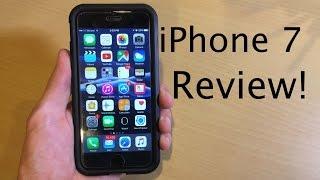 iPhone 7 Full In-Depth Review--128GB Matte Black