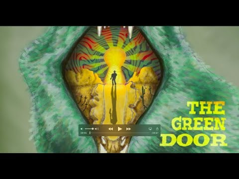 The Green Door at Bottom of The Hill San Francisco December 15, 2017