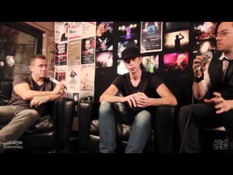 "Cosmic Gate Interview at Vision Chicago 19.11.11 ""Wake Your Mind Album Tour"""