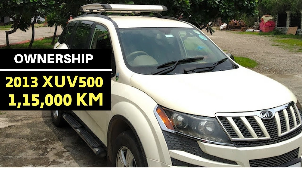 Mahindra XUV500 Ownership Review after 1 lakh km