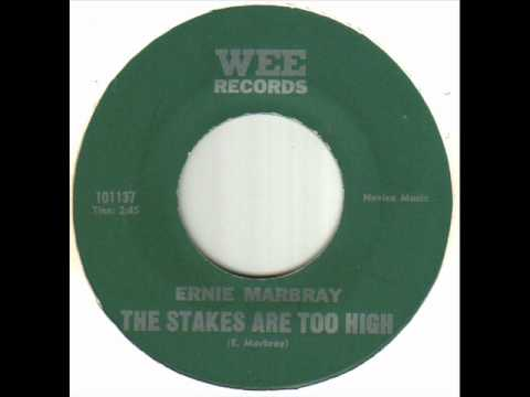 Ernie Marbray - The Stakes Are Too High.wmv