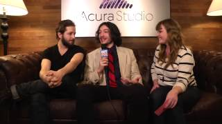 Ezra Miller & Michael Angarano Are Excited For 'The Flash' and Season 2 of 'the Knick'