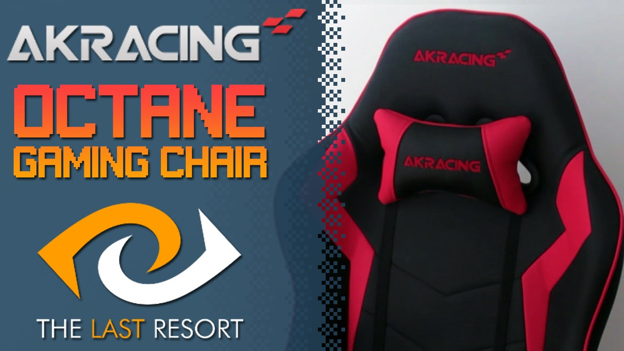 Akracing Octane Series Gaming Chair Tlr Review