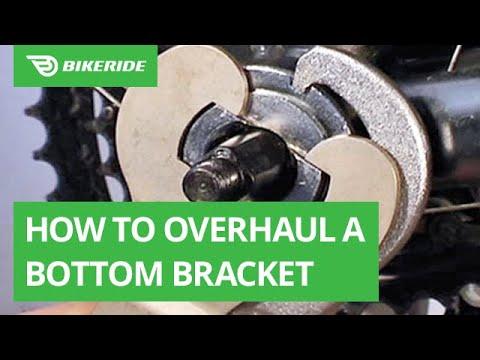 How to Overhaul a Bottom Bracket (with Video) | BikeRide