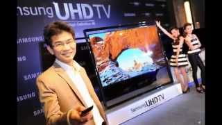 Samsung Ultra High Definition TV