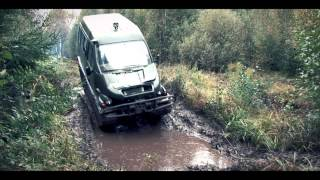 TEREX AATV Amphibious All-Terrain Vehicle