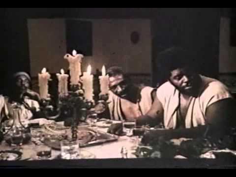 """The Last Supper"" La Ultima Cena, Tomas Gutierrez Alea, 1976. with English subtitles"