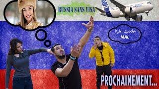 حبيتها روسيااا و يا خاوتي كيفاه خلاصت عليااا  - Habiteha Russiya Kifeh khlasat Aliya