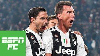 Mario Mandžukić powers Juventus over Inter Milan in key 1-0 win | Serie A Highlights