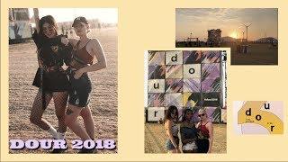 Coachella who ? DOUR 2018 VLOG