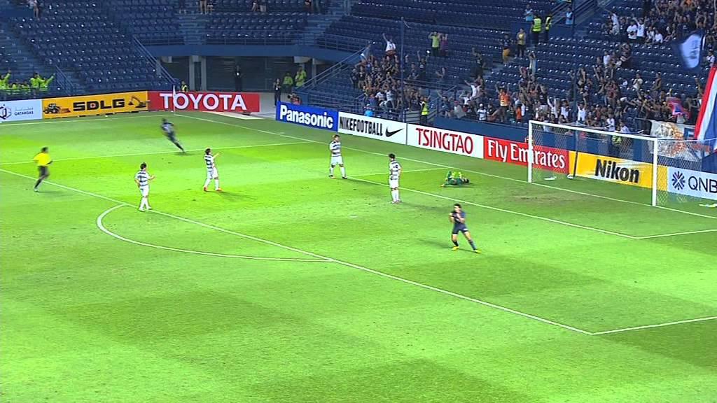 Buriram United Vs Seongnam Fc Afc Champions League 2015 Group Stage