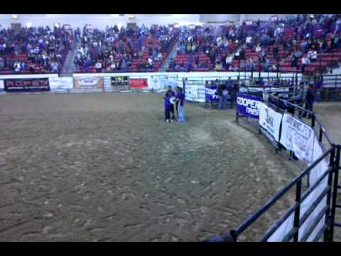 Singing the Cheyenne Flag song at the INFR 2011 in LasVegas NV