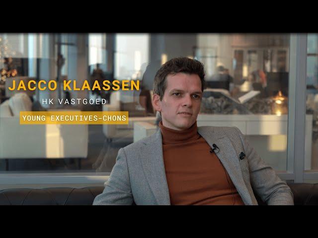 Jacco Klaassen  - Young Executives #CHONS - Sociëteit Vastgoed
