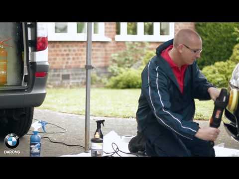 Smart Repair Insurance at Barons BMW