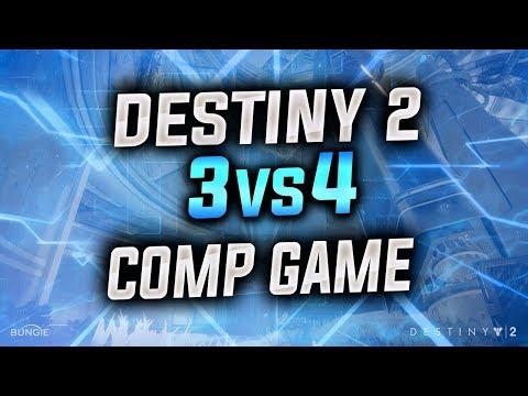 Repeat Destiny 2: Ranked 1-5 Comeback by ZkMushroom - You2Repeat