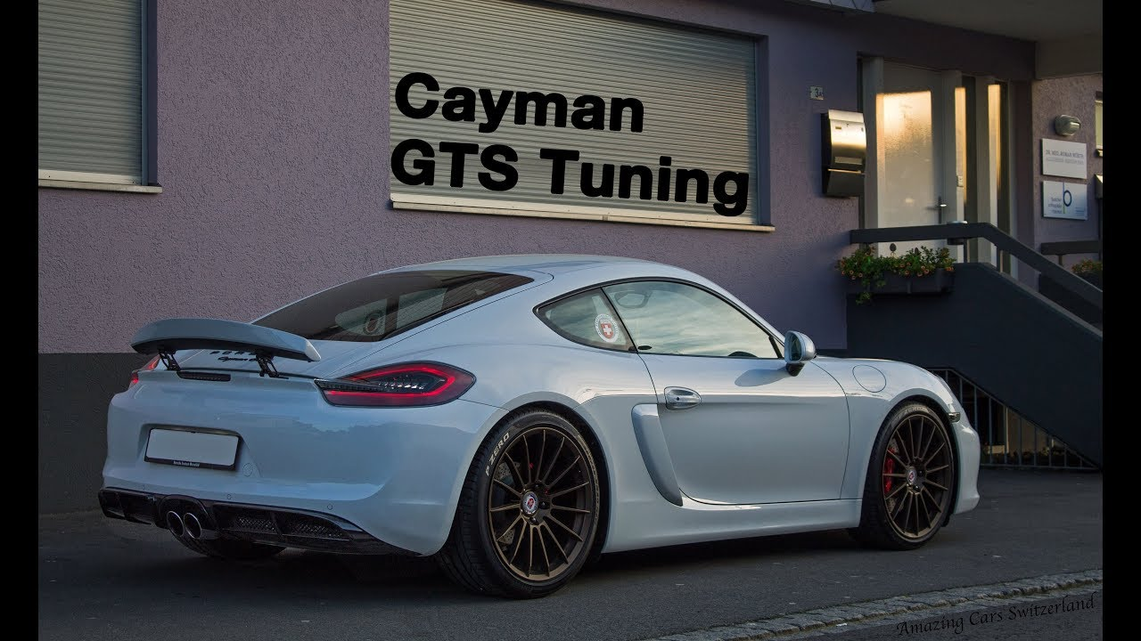 the worlds only tuning cayman gts youtube. Black Bedroom Furniture Sets. Home Design Ideas
