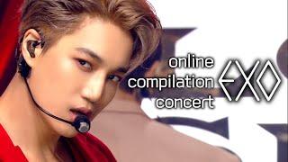 [ Online Compilation Concert #3 ] #EXO | SINCE 2012 ~ 2021