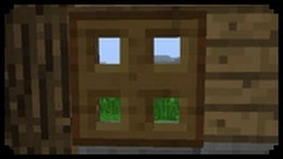 ✔ Minecraft: How to use Trapdoors as Windows
